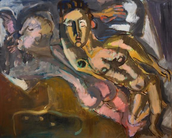 Endre Rozsda - Les amants (1938).JPG