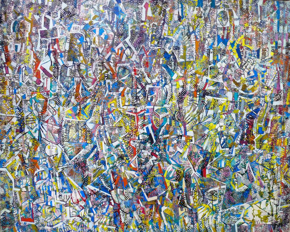 Endre Rozsda - La symmetrie est rompue (
