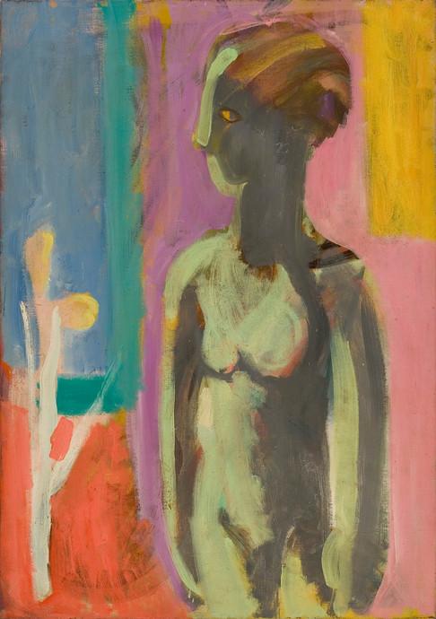 Endre Rozsda - Nu vert (1939).jpg