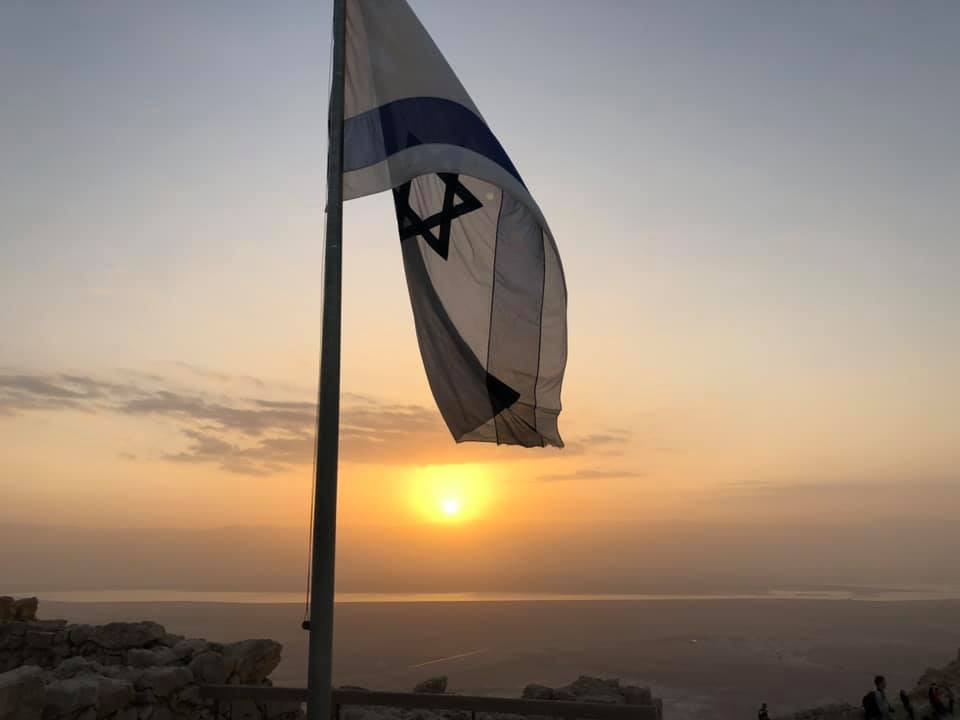 Mt. Masada, Israel