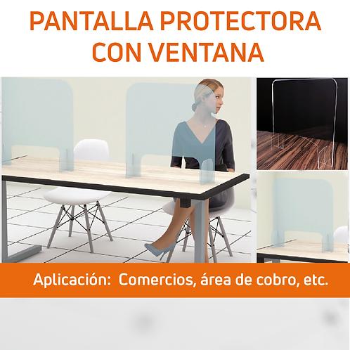 PANTALLA PROTECTORA CR-2