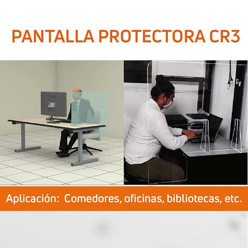PANTALLA PROTECTORA CR-3