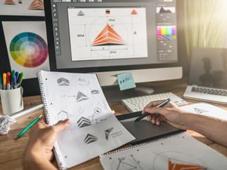 Cómo comunicar exitosamente tu marca  utilizando el diseño gráfico en marketing.