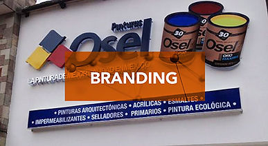 branding,  rotulación, estrategia de marca,  volumetricos, trade marketing, imagen de marca