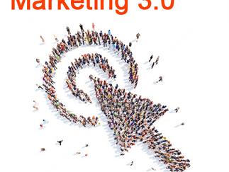 ¿Sabes qué es y cómo aplicar  el Marketing 3.0?