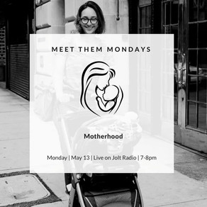 Meet Them Mondays: Love Your Mother, Stories of Motherhood