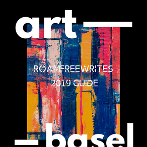 Roam Free Writes Art Basel Guide to FREE Events and Miami Art Week Fairs