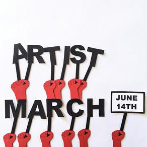 Artist March-Miami