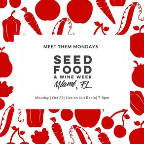Meet Them Mondays: Seed Food & Wine Week co-founder Alison Burgos