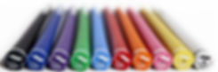 Pure Grips -100% rubber golf grips, made in the USA