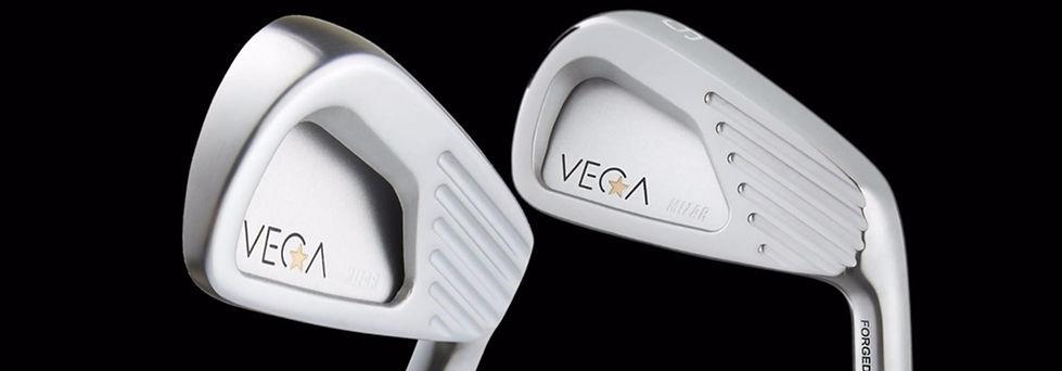 Vega irons, vega golf clubs, forged irons