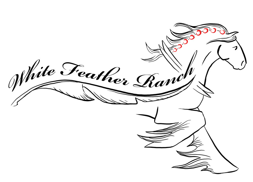 Logo for White Feather Ranch