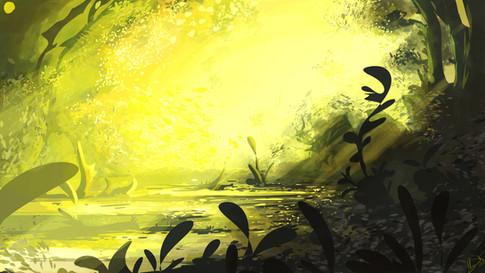 Swampy Dreams