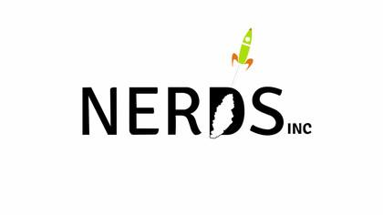 Animated Logo for NERDS Inc.