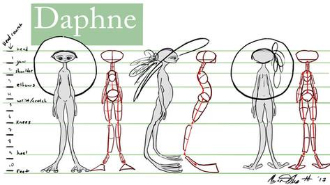 Daphne Turnaround