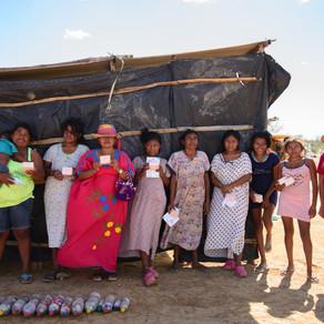 Educación Menstrual y Ambiental en La Guajira, Colombia