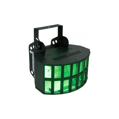 LED Aggressor Effektstrahler mieten