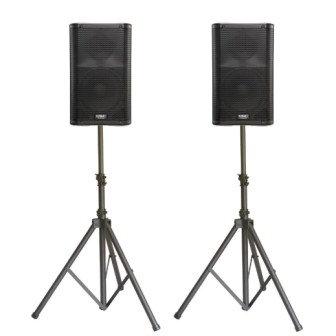 Lautsprecher-Komplettset SMALL mieten