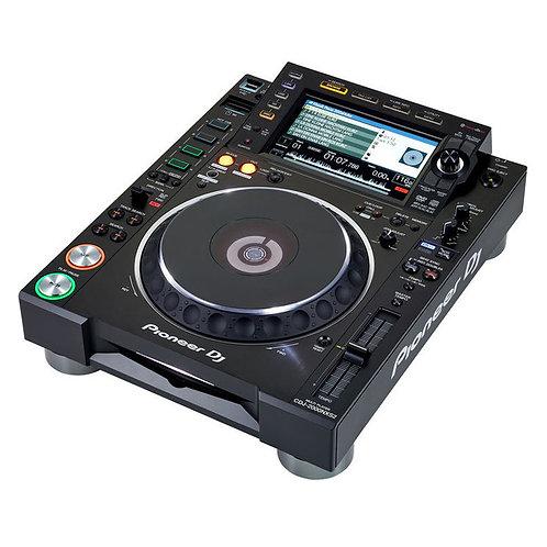Pioneer CDJ 2000 Nexus 2  DJ Deck mieten