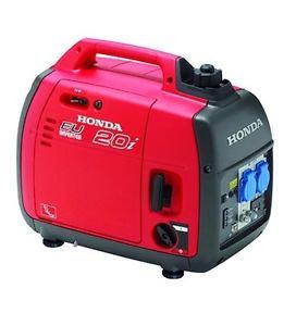 Stromaggregat Honda Eu20i 1,6kVA mieten