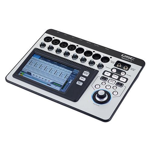 QSC Touch Mix 8 Digitalmischpult mieten