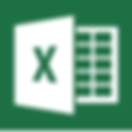 Microsoft Excel Logo and Link