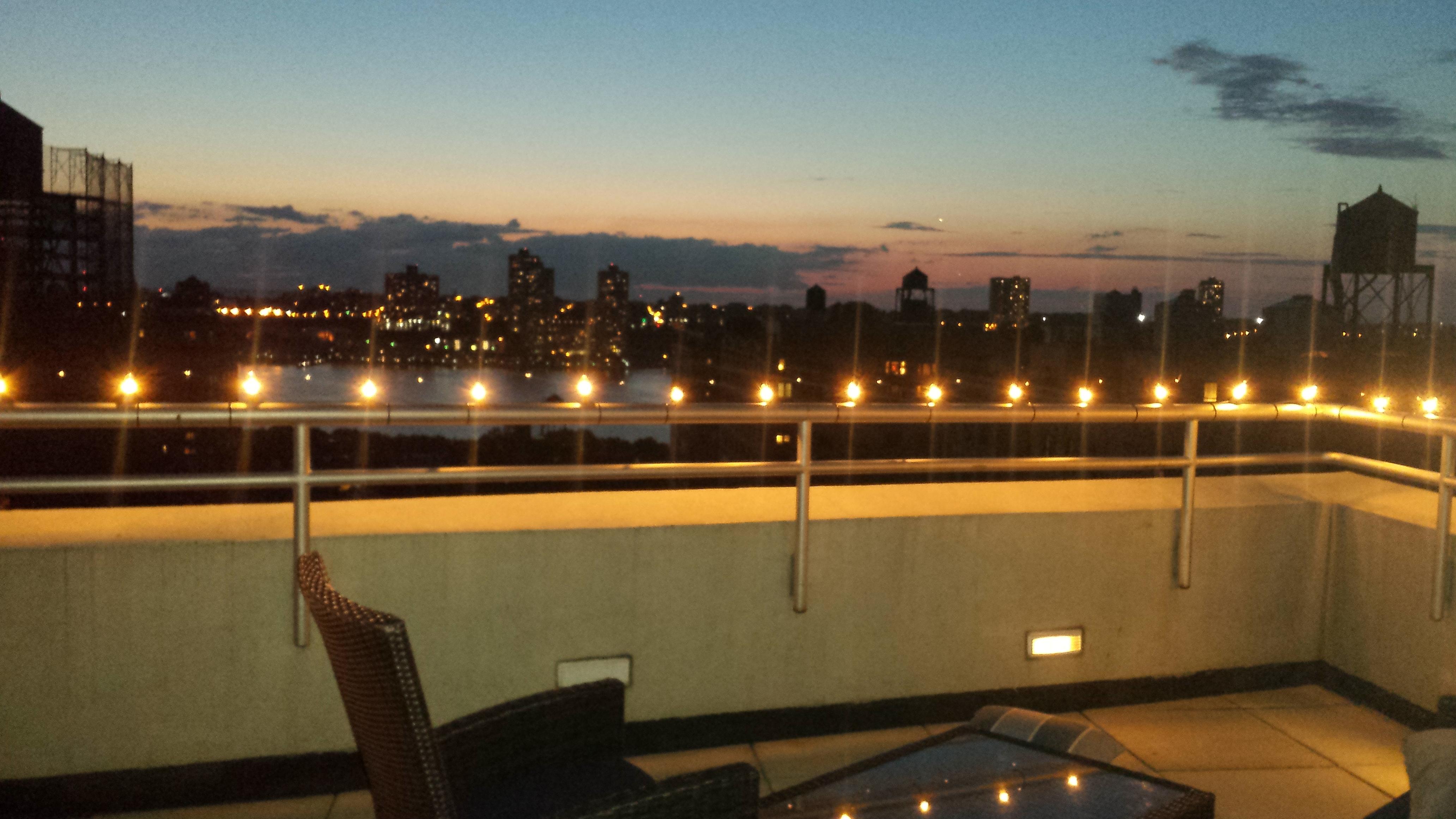 Sam's Balcony
