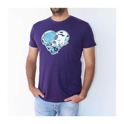 T-shirt Homem Ecossistema