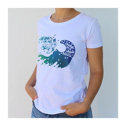 T-shirt Mulher 1 em 1000
