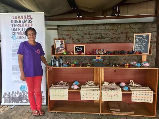 Já abrimos a Lojinha Tatô no Ilhéu das Rolas | Tatô shop just opened at Rolas Islet
