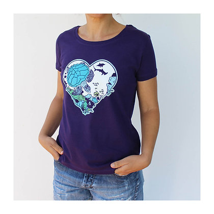 T-shirt Women Ecossistem