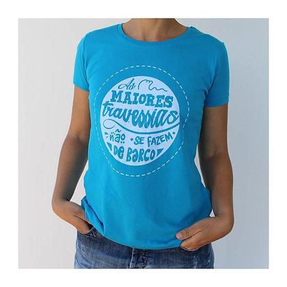 T-shirt Mulher Migrações