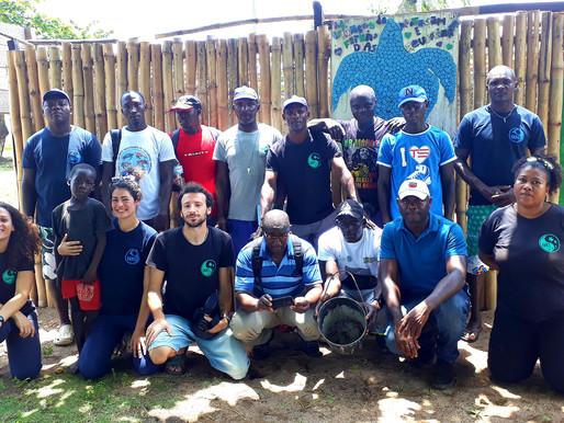 A Guiné-Bissau em São Tomé e Príncipe | Guinea Bissau in São Tomé and Príncipe