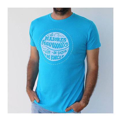 T-shirt Homem Migrações