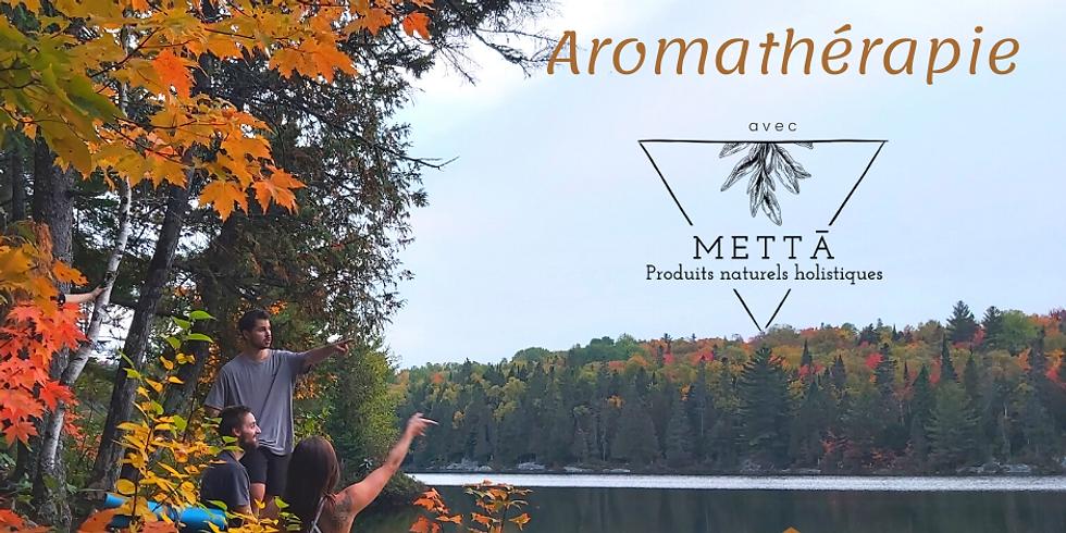 Excursion Yoga Aromathérapie X Mettā Medicina
