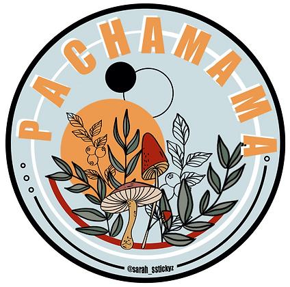 Pachamama Sticker