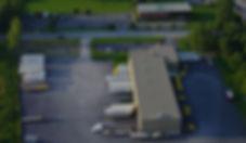 Entrepôt et terminal de transport