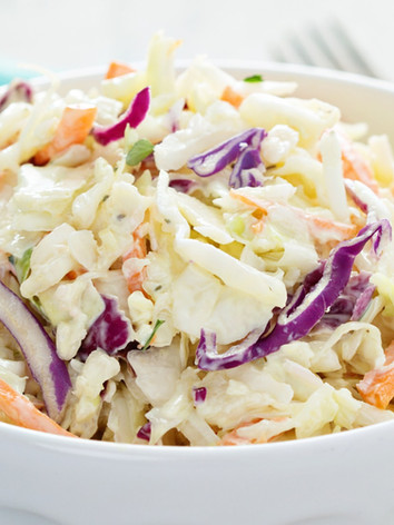 Traditional Cole Slaw