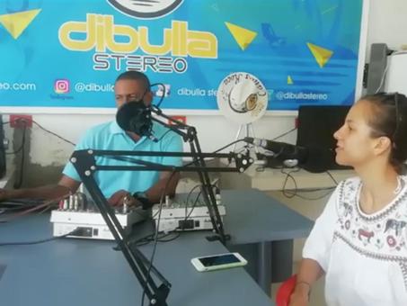 Entrevista en Dibulla Stereo