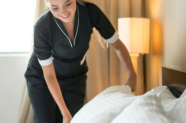 Tilfredse kunder hos Medarbejder hos ccc housekeeping
