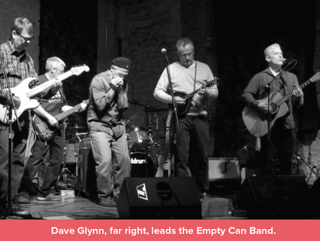 Jam Session with Dave Glynn - Q & A with PNN