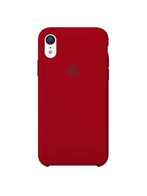Protector de Silicón iPhone XR