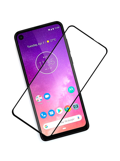 Screen Cover Motorola One vision