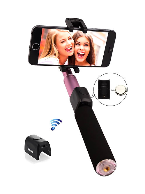 Selfie Stick Remax P4 Bluetooth