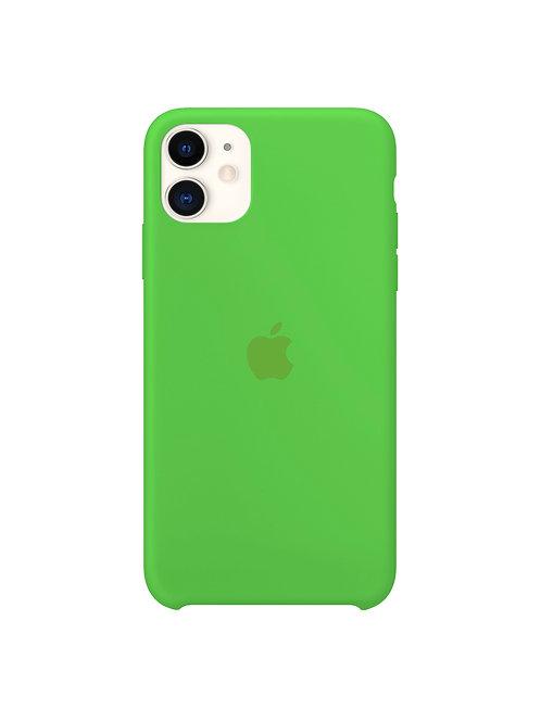 Protector de Silicón iPhone 11