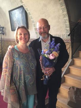 With my dear professor Hans-Ola Ericsson