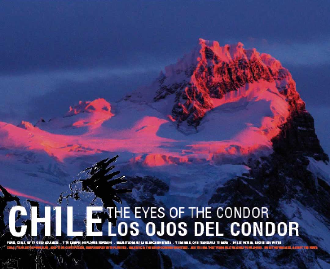 Libro Fotografias de Chile