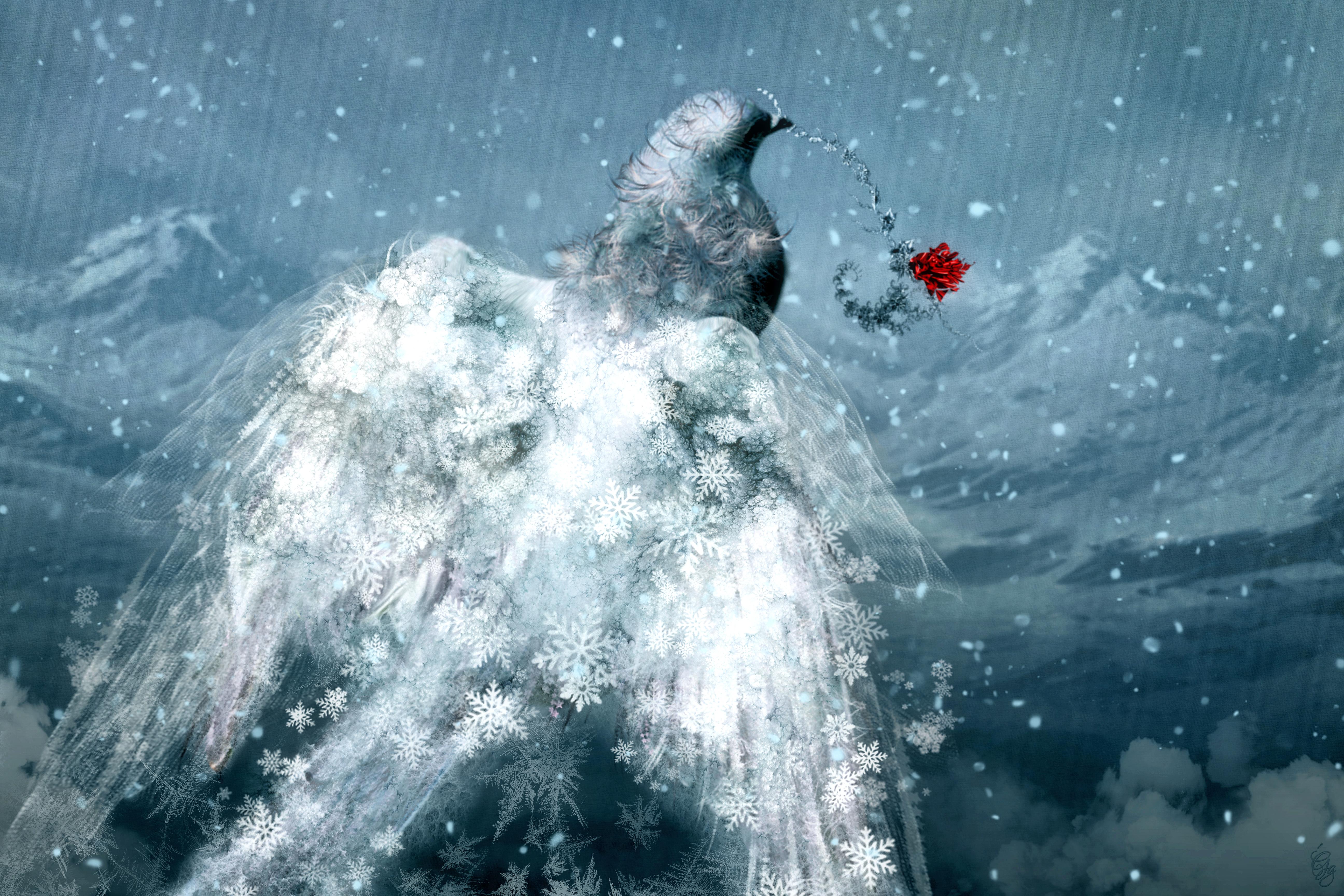 Die gefiederte Braut