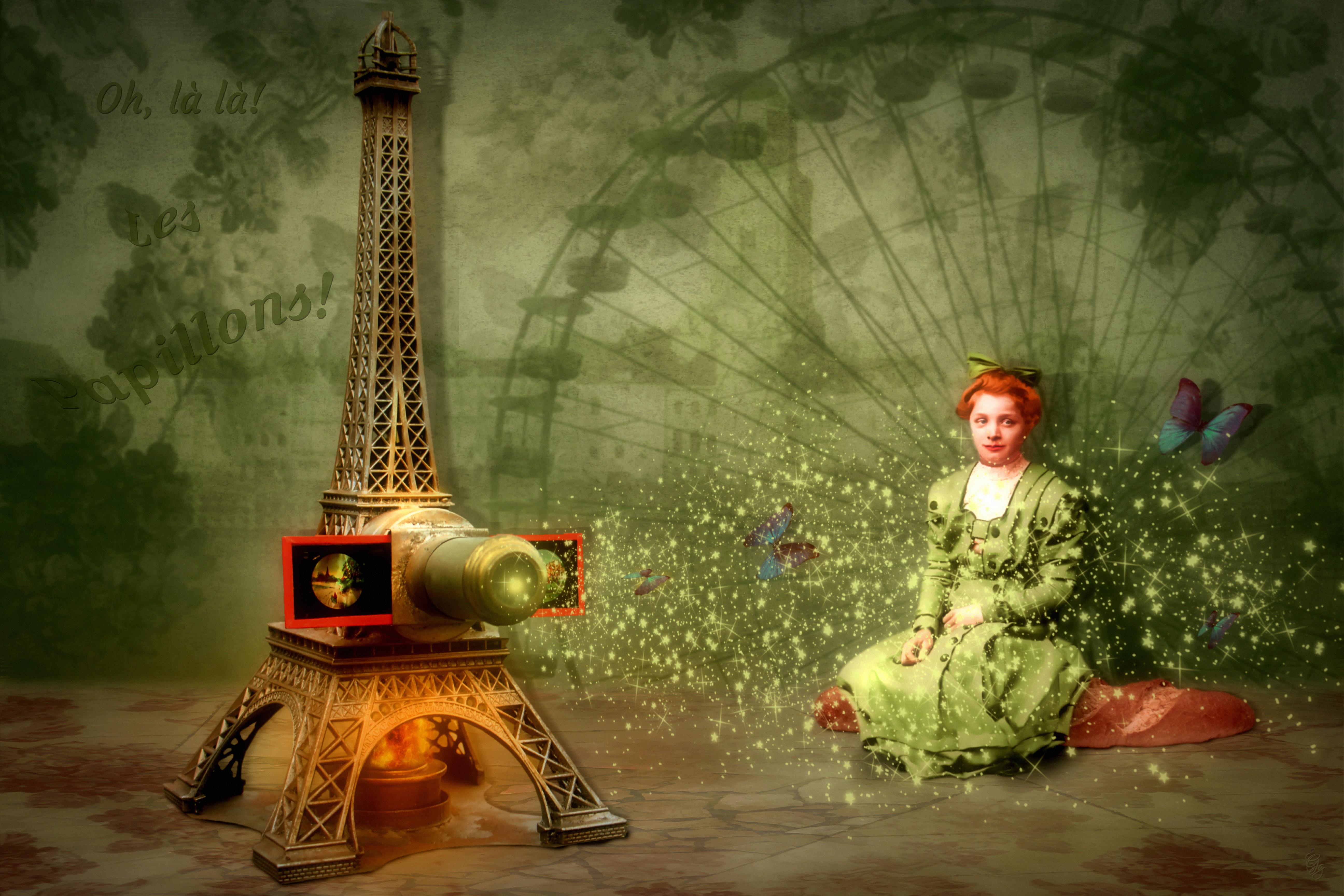 Pariser Impressionen