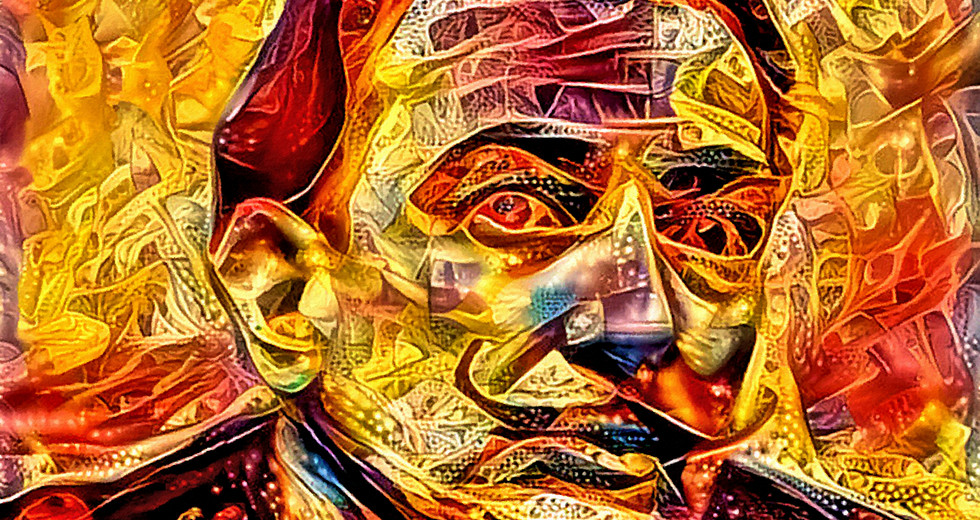 Abstracted Surrealist